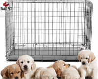 Outdoor Dog Kennel Runs For Large Dogs