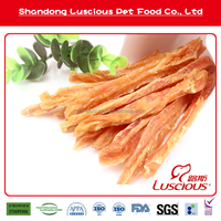 Dried Chicken Slice Pet Snacks Manufacturer