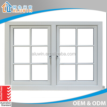 Residential grade aluminum casement window buy aluminum for Residential window manufacturers