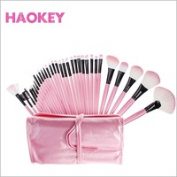 32pcs Professional Soft Cosmetic Eyebrow Makeup Brush Kit