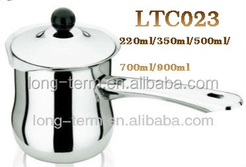 LTC023HK1 stainless steel coffee boiling pot