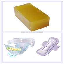 Light Odor Hotmelt Adhesive For Baby Diapers