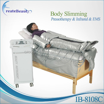 Air Pressure+Infrared+Microcurrent Pressotherapy System
