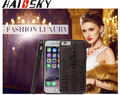 HAISSKY Crocodile Luxury Leather Case For iPhone 6s plus 3D Crocodile Back Cover For Apple iPhone 6 plus Phone protective shell