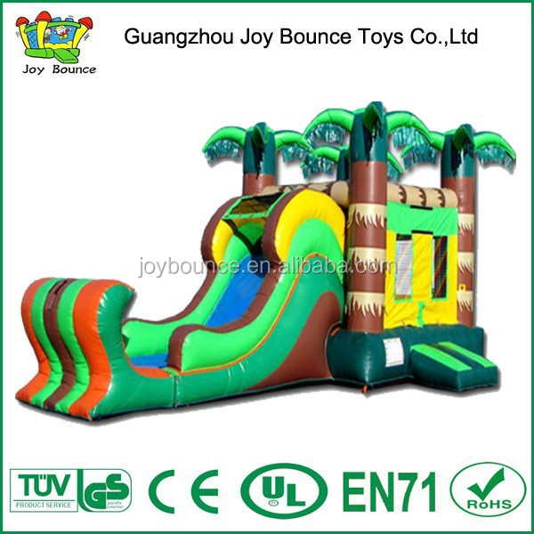beautiful scenery ,sesame street inflatable bouncer ,tropical inflatable bouncy