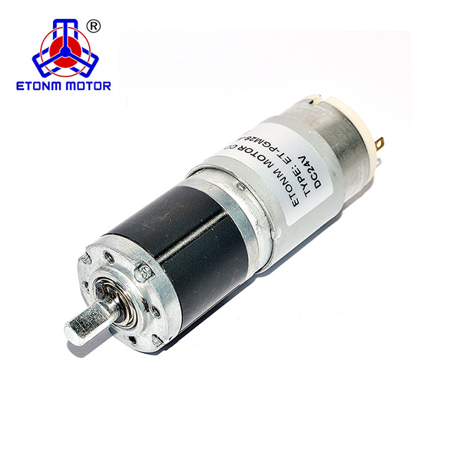 Wholesale customization 24v dc geared electric motors for medical equipment