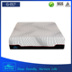 Durable and comfortable 40 density sponge mattress with gel memory foam and detachable cover