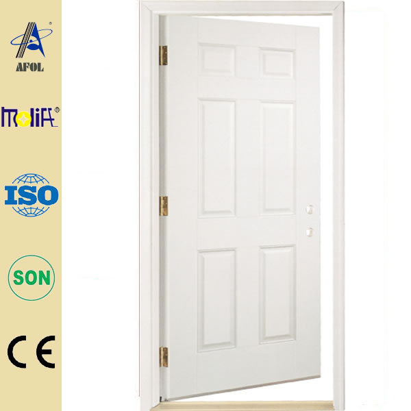 AFOL Cheapest high quality hot transfer surface swing entry steel door