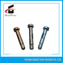 High Quality Stainless steel hex bolt sleeve anchor bolt