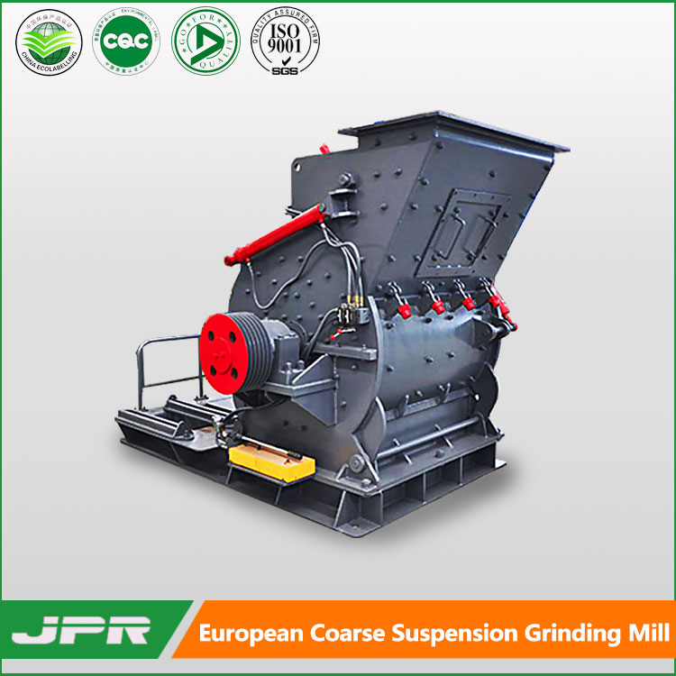 Hot sale diesel motor designed portable hammer mill