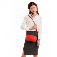 China Supplier New Style Female Leather Bag Womens Handbag
