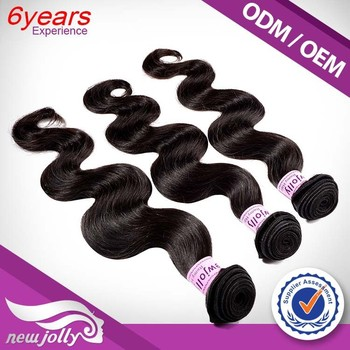 2015 hot selling real mink brazilian hair ,100 percent unprocessed wholesale brazilian hair