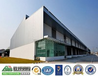 green steel building construction, shopping mall, less waste, cost saving