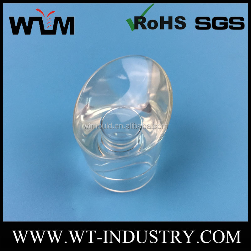 Lamp Cover Custom Plastic Parts Factory Plastic Injection Molding Service