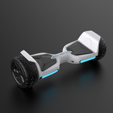 8.5 inch off-road Smart Bluetooth + LED hoverboard and Self Balancing Electric Scooter