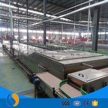 Vegetable processing machinery tomato ketchup making machine tomato paste canning machine