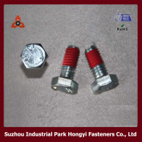 ANSI/ASME B18.2.1 Good Quality High-strength Carbon Steel Hex Head Chair Bolts