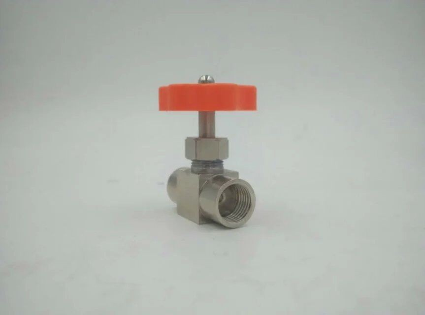 Air Flow Control Valve Regulating Angle Needle Valve