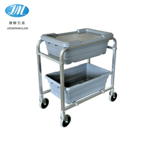 Aluminum Mobile Transporting Lug Carts