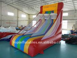 Inflatable sports games TP-BI-063,climbing , water football, inflatable track,inflatable fighting, inflatable shooting,etc