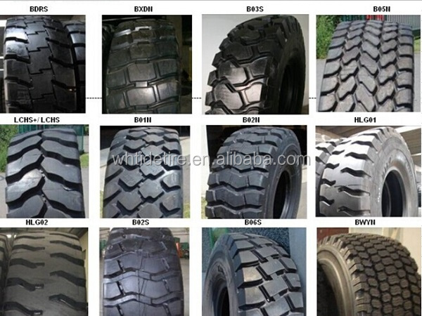 Wholesale Chinese brands top quality 1800r33 2100r35 2400r35 radial otr tyre e4