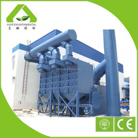 Industrial Cartridge Dust Collector System AR-CH-4-80
