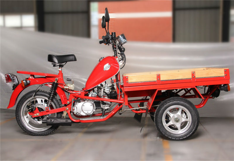 3 Wheel Truck Cargo Tricycle/ Three Wheel Motorcycle