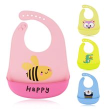 YDS Silicone Bibs for Newborns Infant Toddlers Best Christmas Baby Gifts for Baby