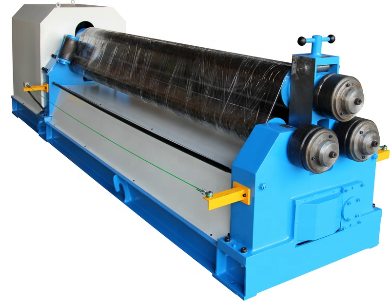 <strong>W11S</strong> hydraulic <strong>roller</strong> rolling <strong>machine</strong>, PR---5010 THREE-ROLL PLATE BENDING <strong>MACHINE</strong>, Asymmetric plate bending rolls