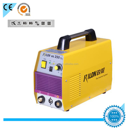 portable TIG AC/ DC ws-250 inverter welding machine