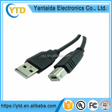Custom various types of usb 2.0 cable usb printer cable