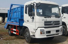 Attractive and durable promotional bin lift refuse collector trucks