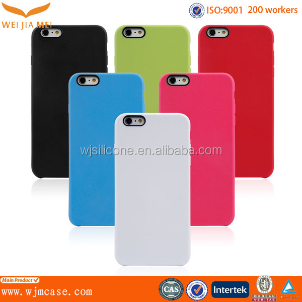 for iphone 6 case pu with PC Case