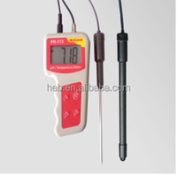 PH-113 Handheld High-quality and High-accuracy pH/Temperature meter