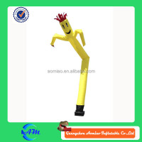 small inbest selling inflatable air dancer ,outdoor inflatable cheap air dancer,inflatable air tube man
