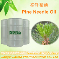 factory wholesale natural pure Pine fir needle essential oil bulk price