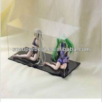 acrylic toy model display box