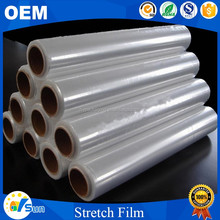 Wholesale Industrial Packaging Use Custom Size Strong Tear Resistance LLDPE Plastic Film