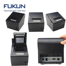 cheap high quality USB/Serial/Ethernet/bluetooth 80mm thermal printer with auto-cutter