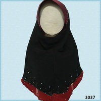 Muslim Under Most Beautiful Hijab Scarf Wholesale Hijab Wedding Dress Direct Factory