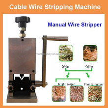 High quality cable stripper / manual scrap wire stripper