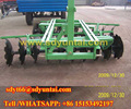 mounted tandem type disc harrow