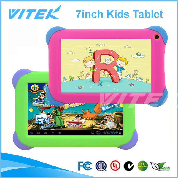 NEW Dual Core Kids learning 7 inch Andriod game free download mid tablet pc