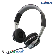 mu-metal shielding designed headphones with customer logo from shenzhen city