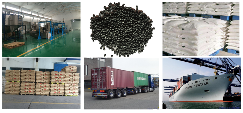 plastic water pipe PP/ pp resin/ pp dana