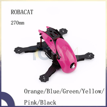 Hot Sale Robocat 270mm Carbon Fiber Quadcopter Frame KIT FPV