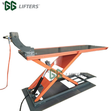 Factory price wholesale High Quality scissor motorcycle lift