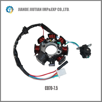 CD70-7.5 Magneto Stator Coil With High Quality