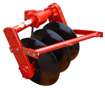 DF121-151 walking tractor disc plow