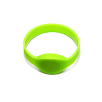 RFID Cheap Price Silicone Wristband For Gym